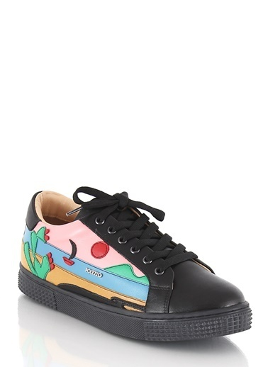 Poletto Sneaker Siyah
